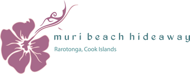 Muri Beach Hideaway, self contained beachfront accommodation, Rarotonga, Cook Islands